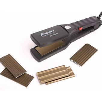 Máy duỗi kẹp tóc TY-688 (Đen)