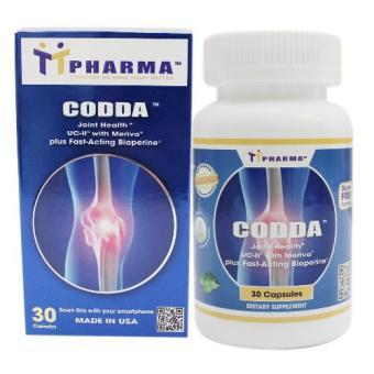Thực phẩm chức năng hỗ trợ xương khớp Codda