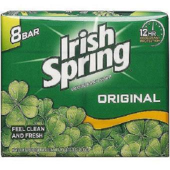 Hộp 8 cục Xà Bông thơm Irish Spring 113g x 8