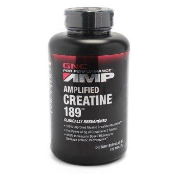 Thực phẩm chức năng GNC AMP CREATINE 189 120 viên