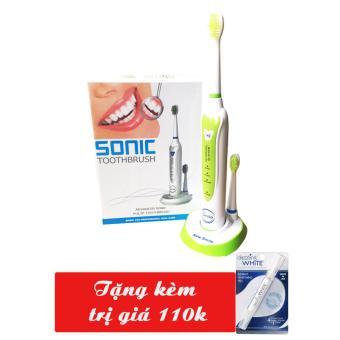 Bộ bàn chải máy Đánh Răng New Smile MAF8101XL + Kèm Qùa Tặng