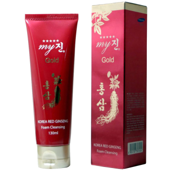 Tẩy da chết Korea Red Ginseng Peeling Gel My Gold 130ml