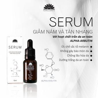 Serum giảm nám và tàn nhang Narguerite (15ml)