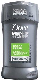 Lăn khử mùi nam chống ẩm dạng sáp Dove Men + Care 48h 76g