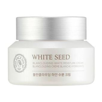 Kem Dưỡng Giúp Da Trắng Sáng White Seed Blanclouding White Moisture Cream 200ml