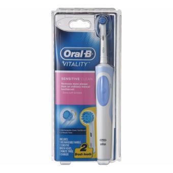 Bàn chải đánh răng điện Oral-B Vitality sensitive clean