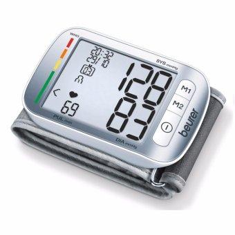 Máy đo huyết áp cổ tay màn hình lớn Beurer BC50