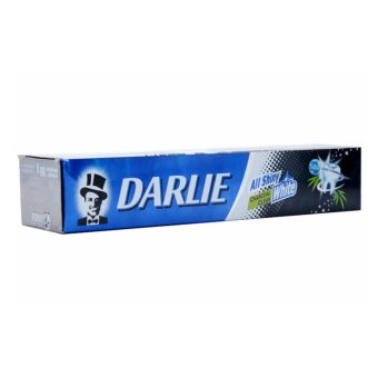 Kem đánh răng Darlie Charcoal trắng sáng 160g