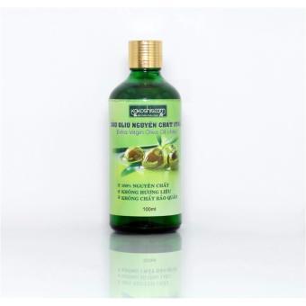 Dầu Oliu Nguyên Chất Ép Lạnh Siêu Đậm Đặc Kokoshis Extra Olive Virgin Oil