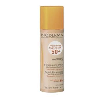 Kem Chống Nắng Đa Tác Dụng Bioderma Photoderm Nude Touch Spf50+++ (Da Tự Nhiên)