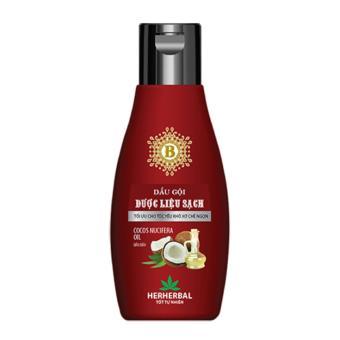 Dầu gội dược liệu mềm mượt tóc, tối ưu cho tóc yếu khô xơ chẻ ngọn 90g
