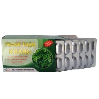 Thực phẩm chức năng Vioba Thanh Thận Khang hộp 3 vỉ x 10 viên (Xanh)