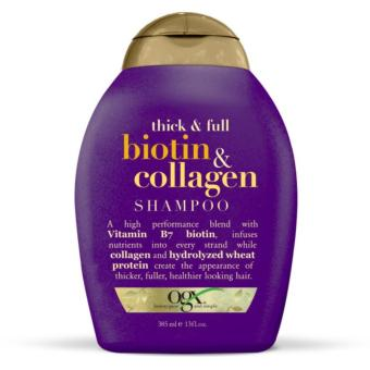 Dầu Gội biotin colagen 385ml