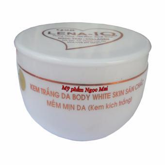 Kem dưỡng trắng Body White Skin săn chắc mềm mịn da Q28 LENA-IQ