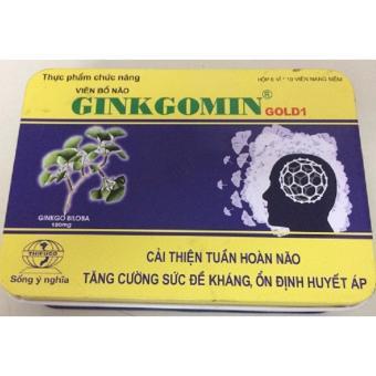 Viên bổ não GINKGOMIN GOLD1