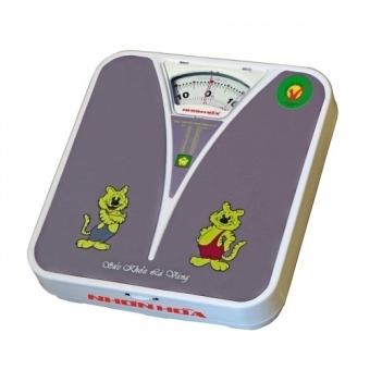 Cân sức khỏe Nhơn Hòa 120kg (Tím)