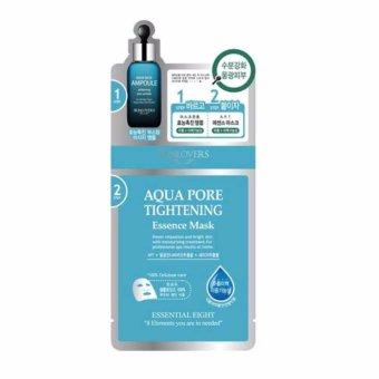 Mặt nạ đặc trị cho da dầu và mụn Skinlovers Aqua Pore Tightening Essence Mask