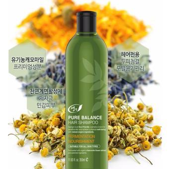 Dầu gội dưỡng tóc thảo mộc Saeng - N Pure Balance Hair Shampoo
