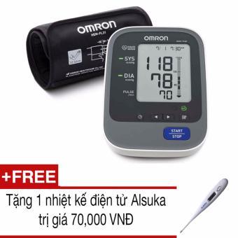 Máy đo huyết áp bắp tay tự động Omron HEM-7320 +Tặng 1 nhiệt kế Alsuka