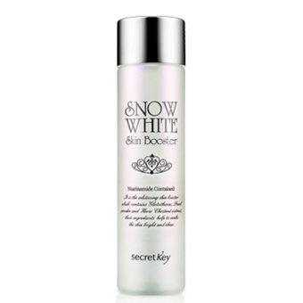 Nước hoa hồng trắng da Secret Key Snow White Skin Booster 150ml
