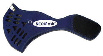 Khẩu trang than hoạt tính cao cấp NeoMask (Màu xanh dương)