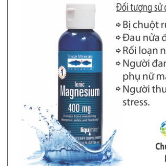 Khoáng vi lượng ionic Magnesium
