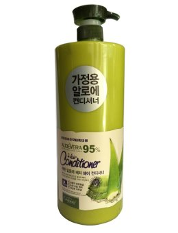Dầu xả ORGANIA WHITE GOOD NATURE ALOE VERA HAIR CONDITIONER 1500ml