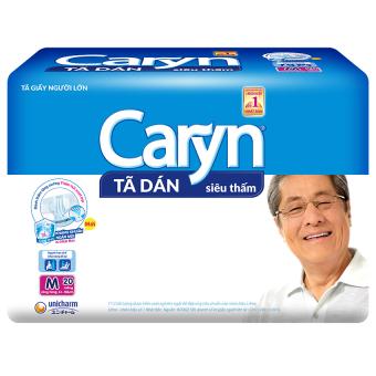 Tã giấy Caryn M20 20 miếng