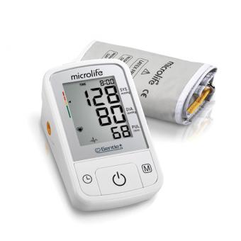 Máy đo huyết áp bắp tay Microlife BP A2 Basic Trắng