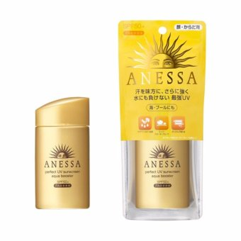 Kem Chống Nắng Anessa Perfec Uv Sunscreen Aqua Booster 60ml