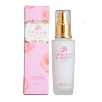 Tinh chất Ampoule làm trắng cao cấp The Rucy Wrinkle Repair & Whitening Ampoule