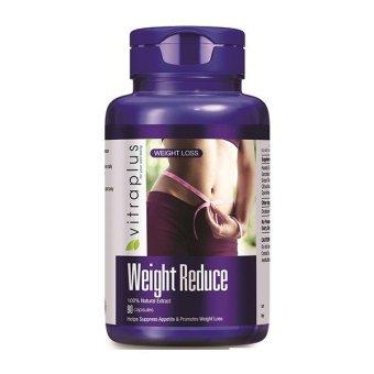 Viên uống tiêu mỡ, giữ dáng VitraPlus Weight Reduce 90 viên