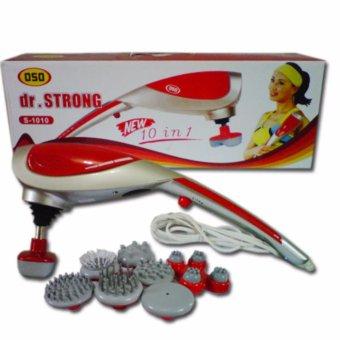 Máy mát-xa cầm tay 10 đầu King massager (Mới)