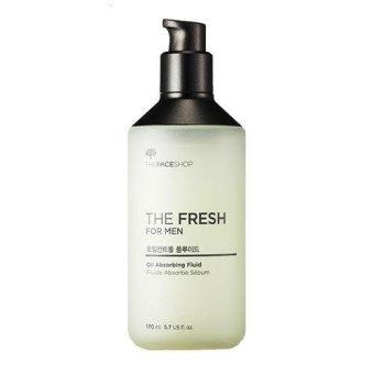 Sữa Dưỡng Kiểm Soát Nhờn The Fresh For Men Oil Absorbing Fluid 80Ml/2.7Us Fl.Oz.
