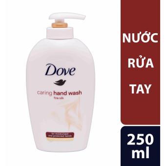 Xà bông rửa tay Dove mềm mịn như lụa 250ML