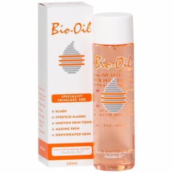 Tinh Dầu Làm Mờ Rạn Nứt Da Và Mờ Sẹo Bio Oil 200ml