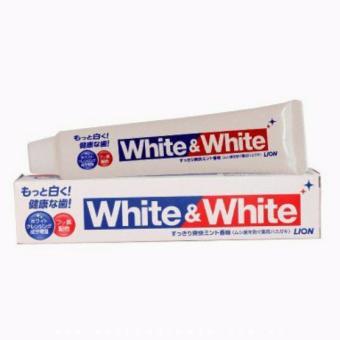 Kem Đánh Răng White And White Lion Hộp 150g