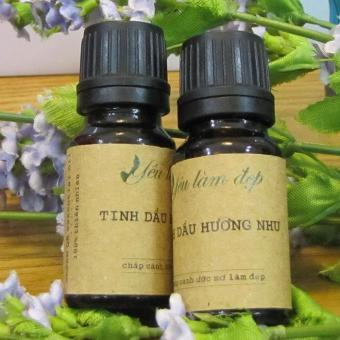 Tinh dầu hương nhu 10ml
