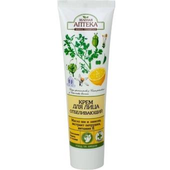 Kem dưỡng da mặt làm trắng da Green Pharmacy 100ml