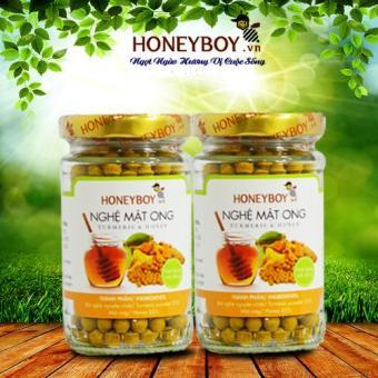 Combo 2 Nghệ Mật ong Honeyboy 80g