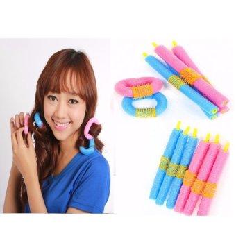 Lô Uốn Tóc Không Nhiệt EPE Foam Hair Roll Stick 099