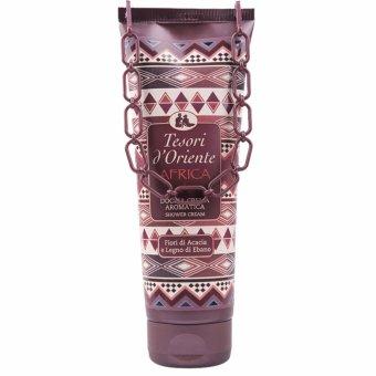 Sữa tắm dây xích hương gỗ Ebony Châu phi huyền bí Tesori D'Oriente Cao cấp Italia 250ml - Hàng chính hãng
