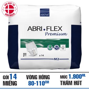 Tã quần người lớn Abri-Flex Premium M2 14 miếng