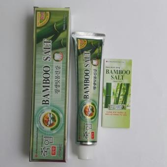 Kem đánh răng Bambo Salt ( Muối tre ) 140g