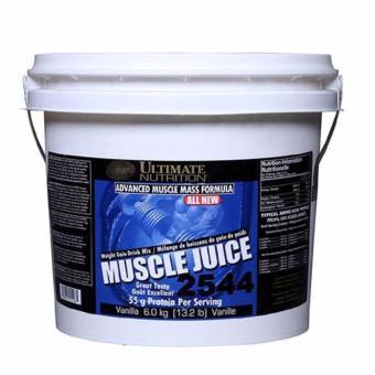 Muscle Juice - Sữa Tăng Cân Tăng Cơ Vị Vani 6.0kg