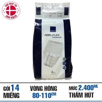 Tã quần người lớn Abri-Flex Premium M3, gói 2 miếng