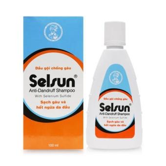 Dầu gội trị gàu và ngứa da đầu Selsun Selenium Sulfide 100ml
