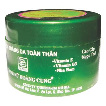 Kem Dưỡng Trắng Da Toàn Thân - Vitamin E Trinh Nữ Hoàng Cung - 30g - Tnhc020t40