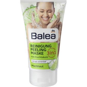Sữa rửa mặt Balea 3 in 1 da nhờn