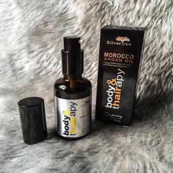 Tinh dầu Morocco dưỡng tóc mềm mượt chiết xuất từ quả Argan
